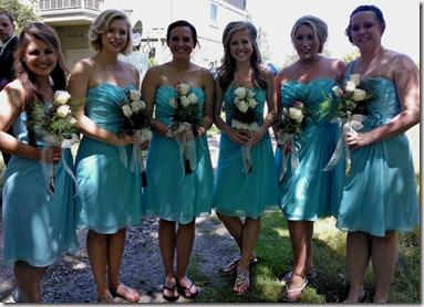 bridesmaidss